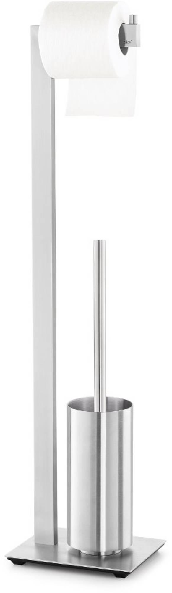 ZACK Linea Toiletbutler Mat RVS