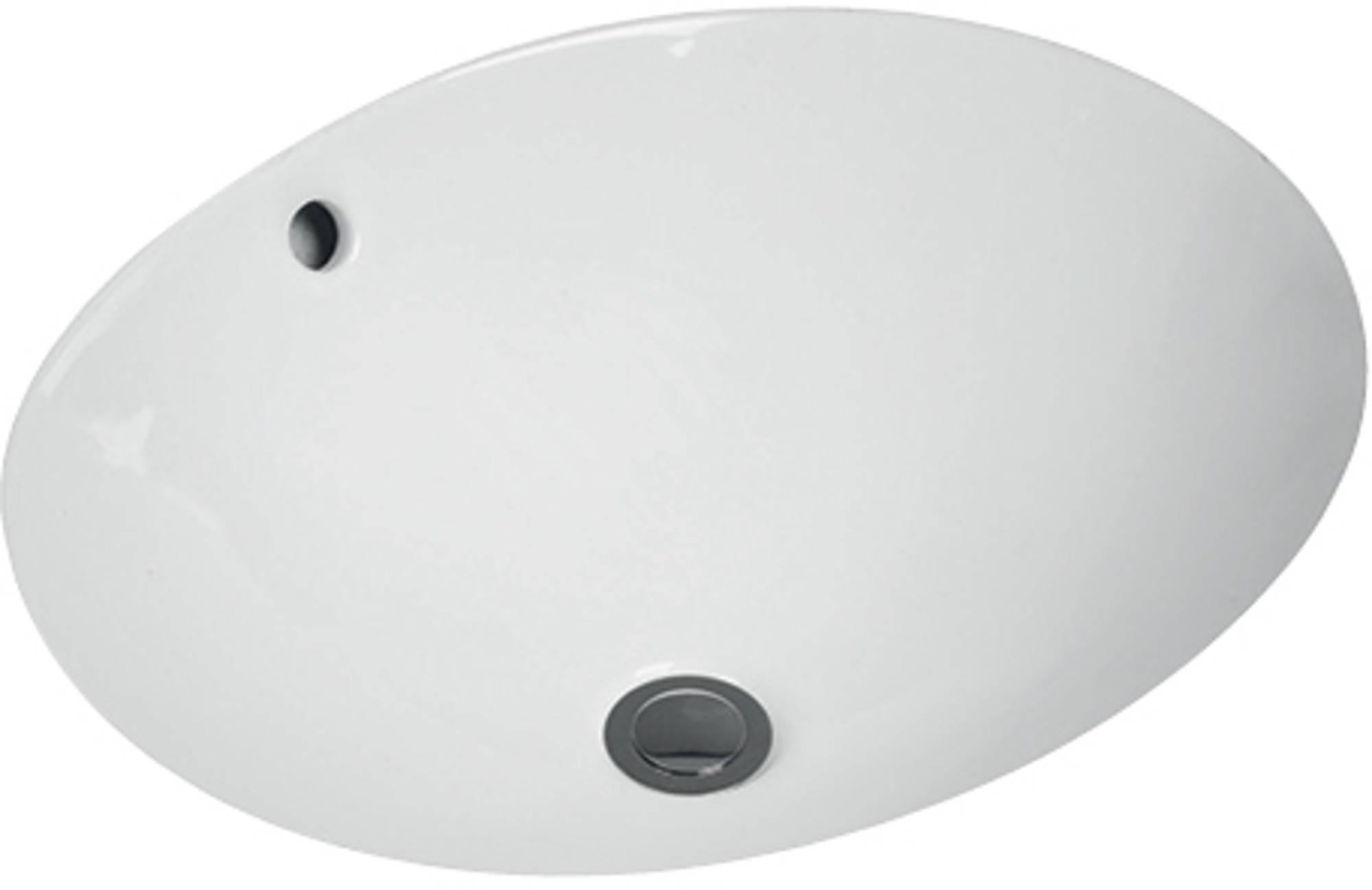 Villeroy & Boch O.novo Onderbouwwastafel 38x31x21,5cm wit alpin