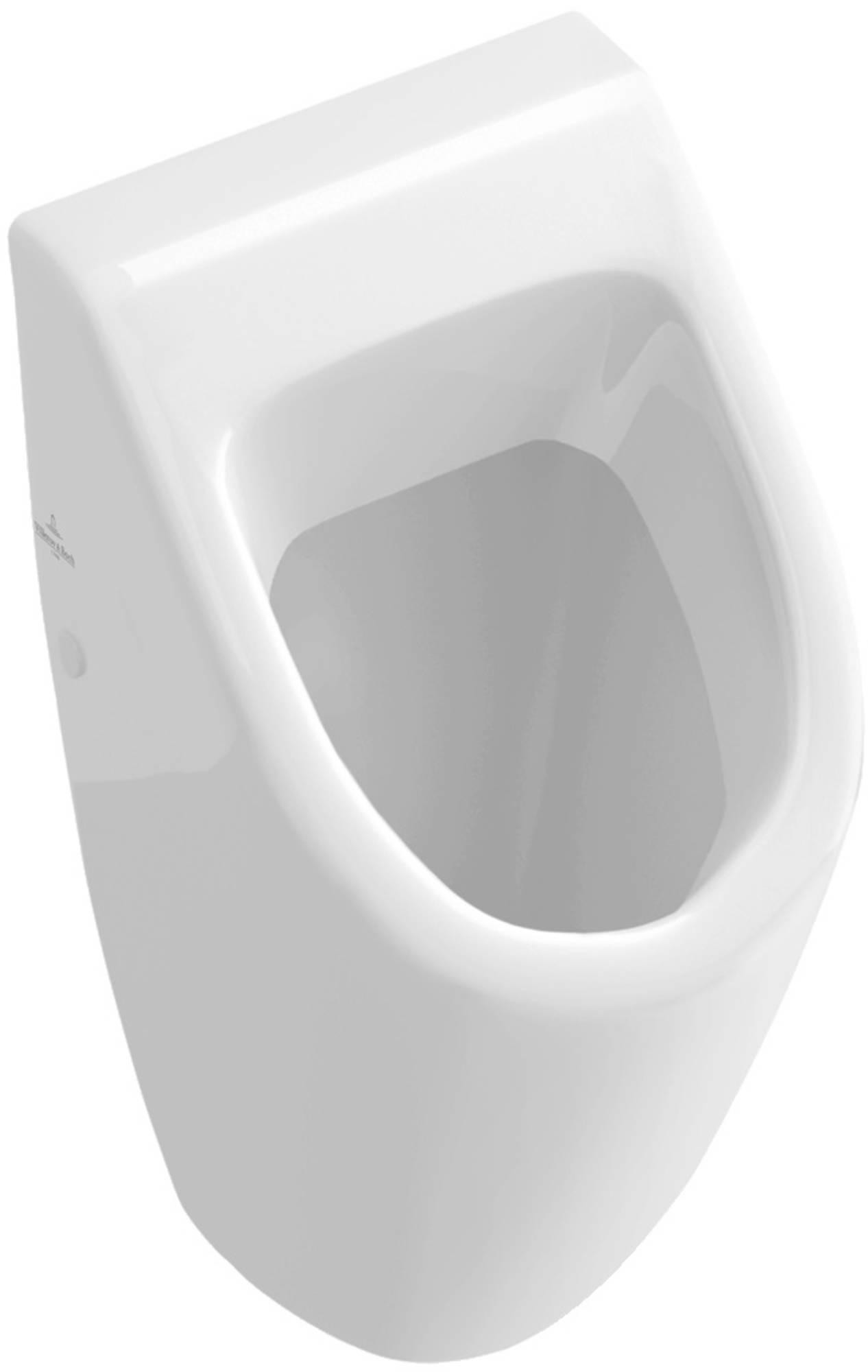 Villeroy & Boch Subway Urinoir 28,5x31,5x53,5 cm Stone White Ceramic+