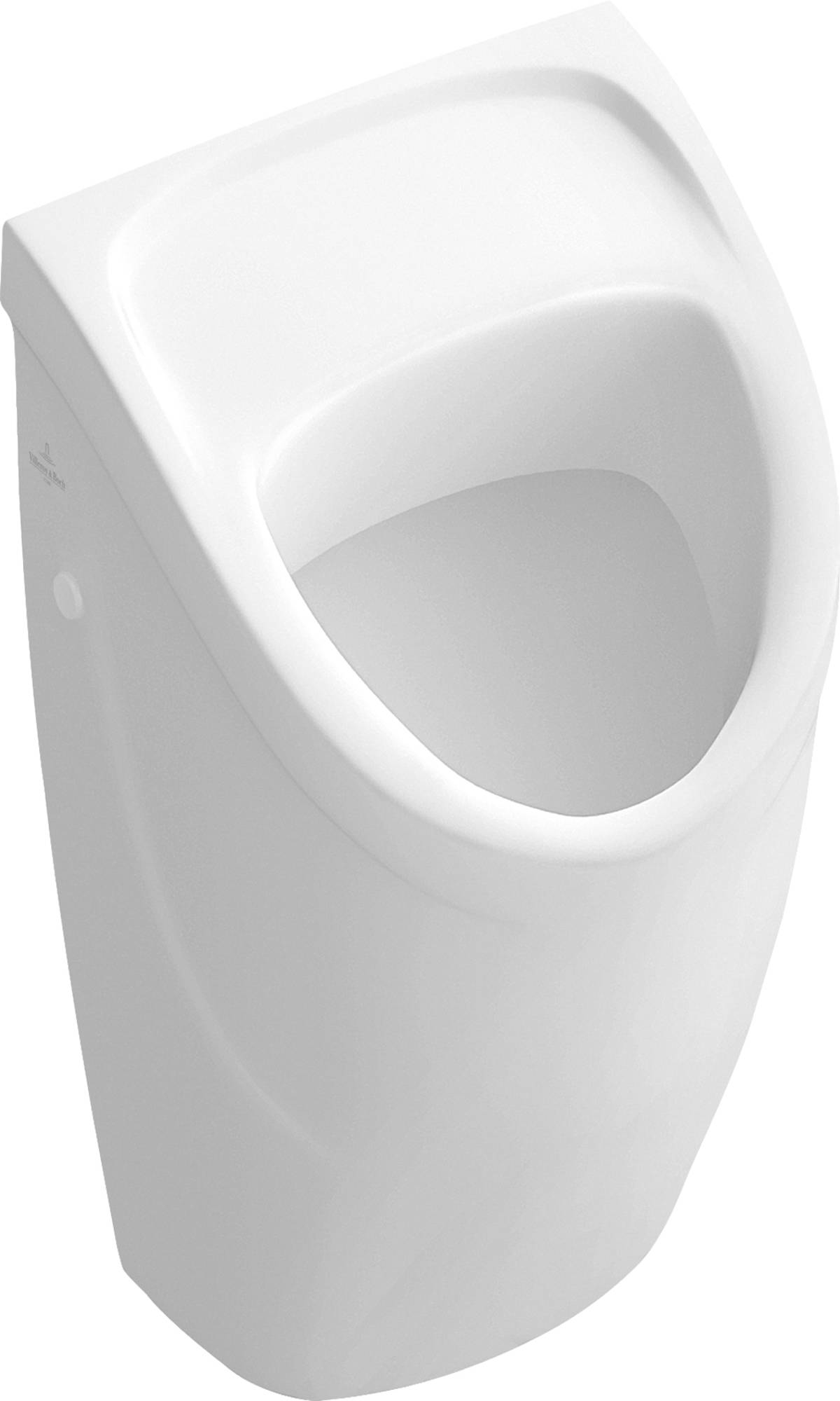 Villeroy & boch O.novo-omnia classic compact urinoir zonder deksel, wit