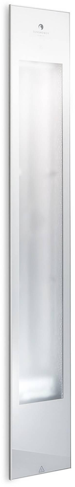 Productafbeelding van Sunshower Pure inbouw infraroodlamp 62x20x10cm