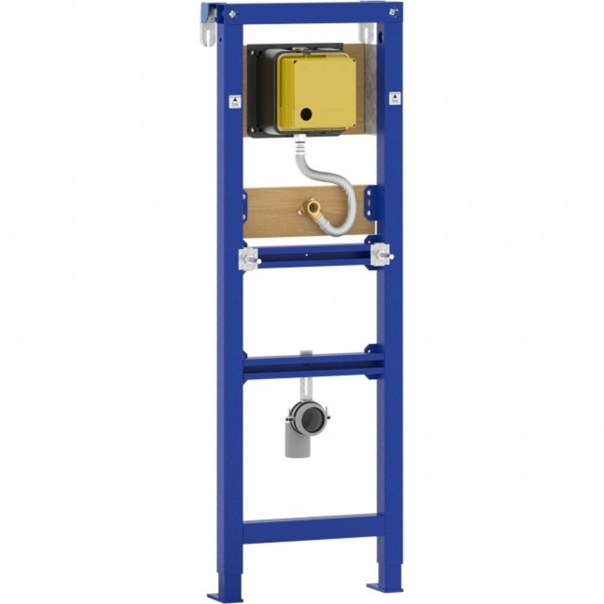 Wisa XS urinoirelement mechanisch H118cm universeel in hoogte verstelbaar