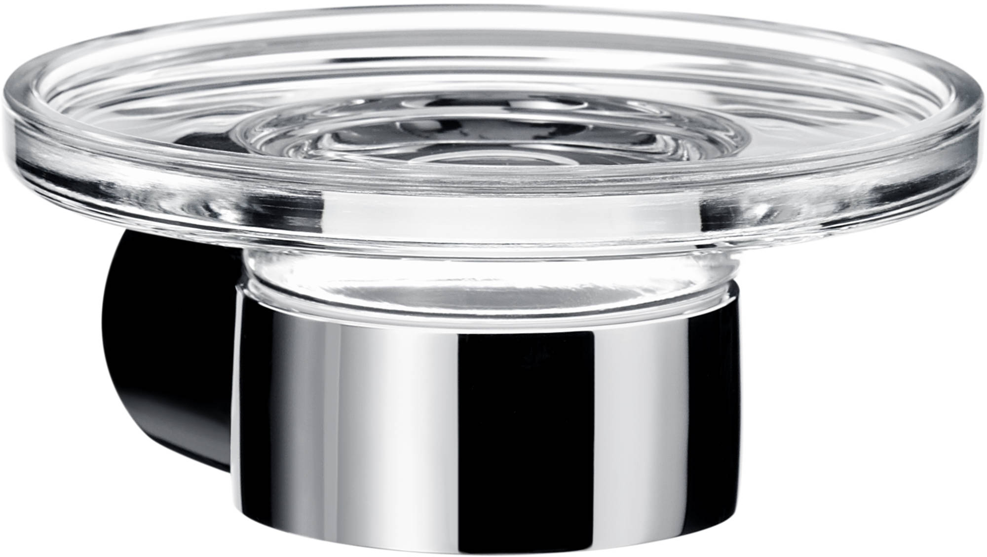Emco Fino zeephouder met losse inzet Chroom