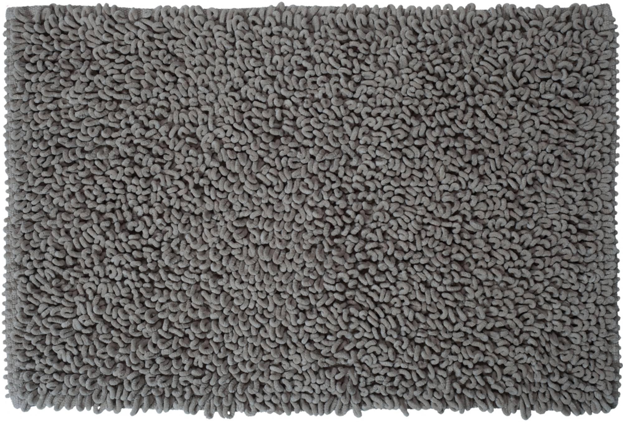 Sealskin Twist Badmat 90x60 cm grijs