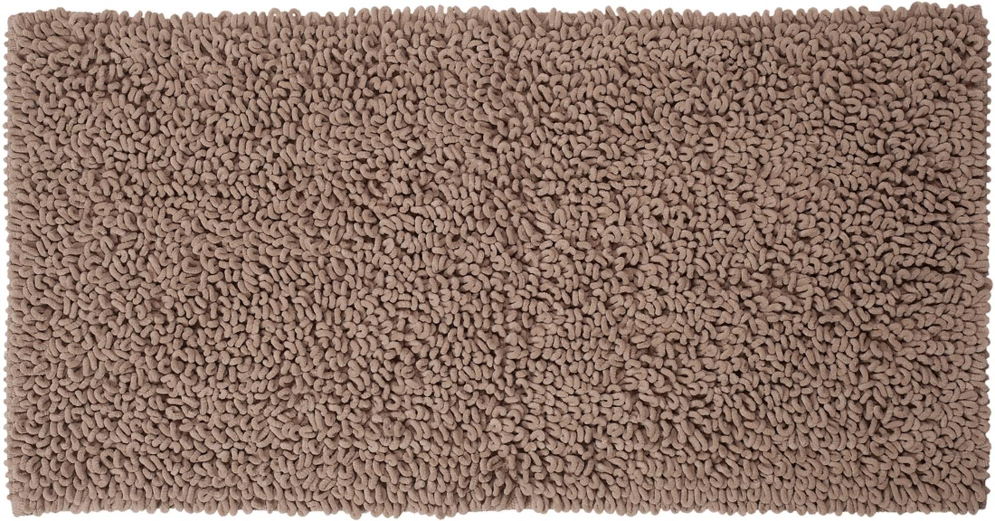 Sealskin Twist badmat microfiber 60x120 zand