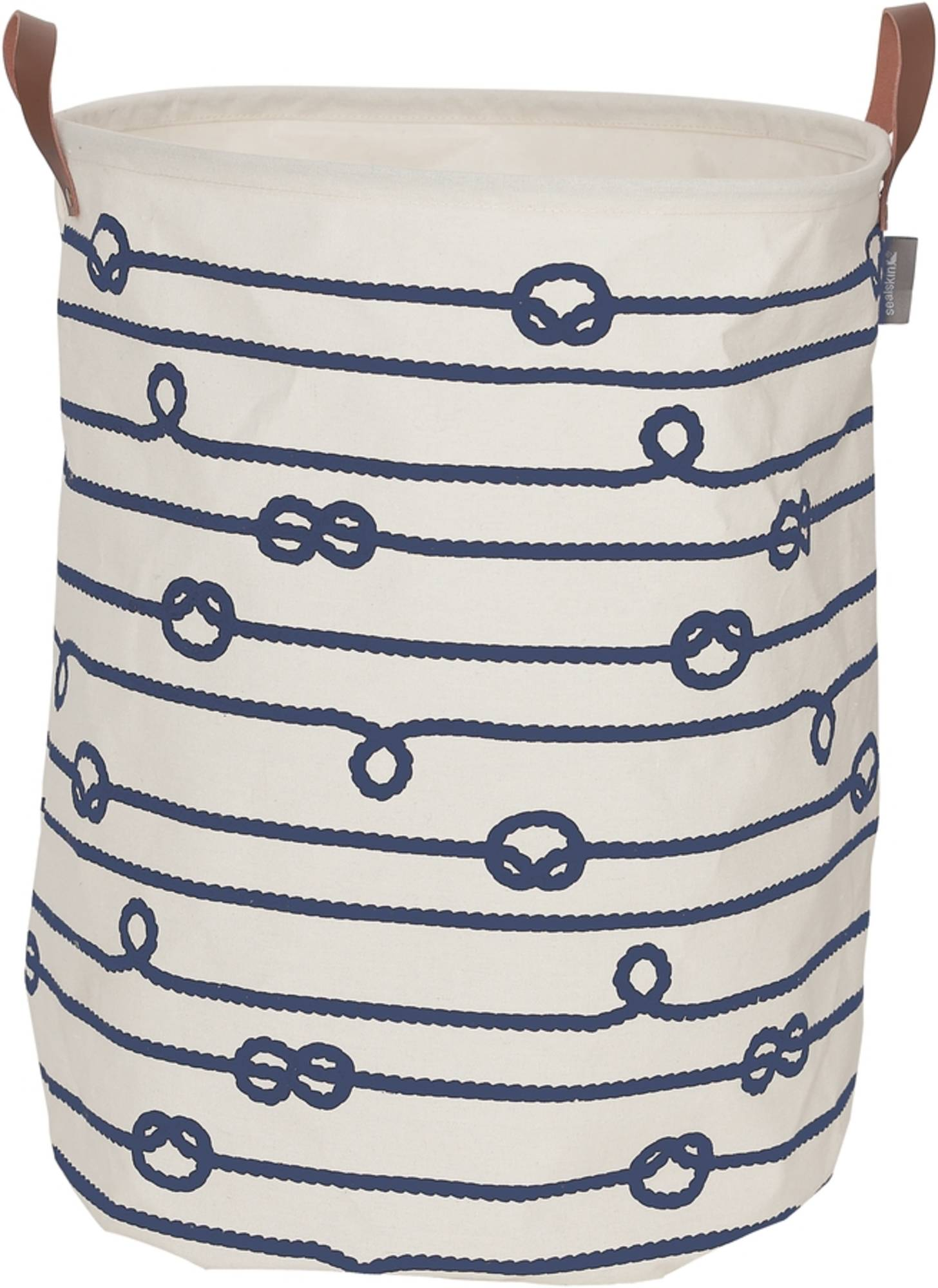Sealskin Wasmand Rope crème 60 L 362282022