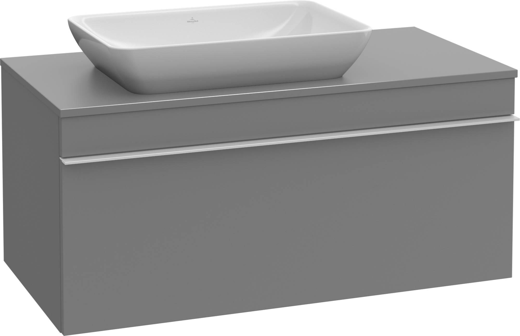 Villeroy&Boch Venticello Wastafelonderkast 95,7x50,2x43,6  cm Iep Impresso