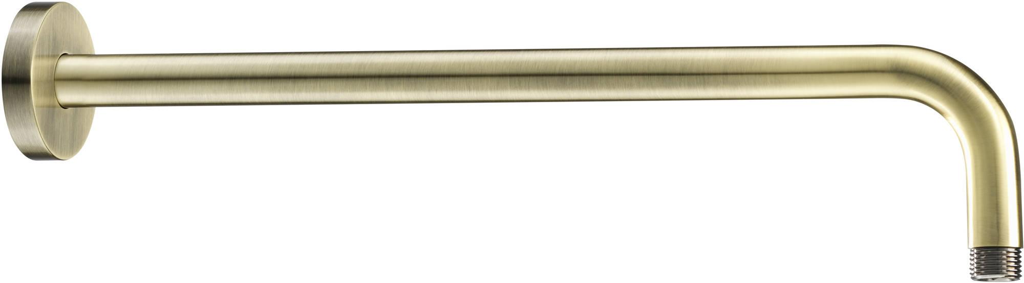 Ben Round Douche-arm 40 cm Antiek Brons