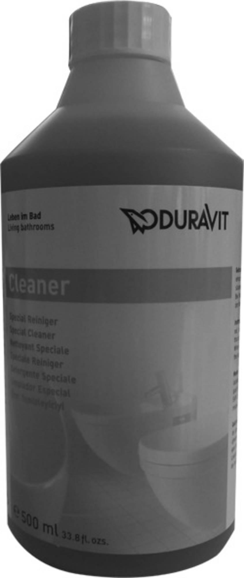 Duravit McDry Blue speciale reiniger met verstuiver 6 flessen van 500ml