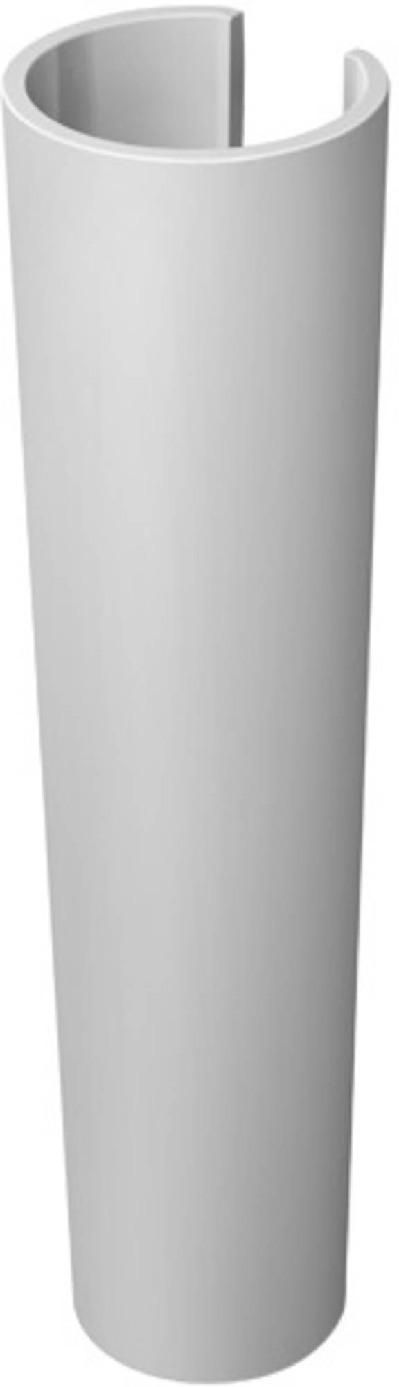 Duravit Starck 2 zuil voor wastafel wit