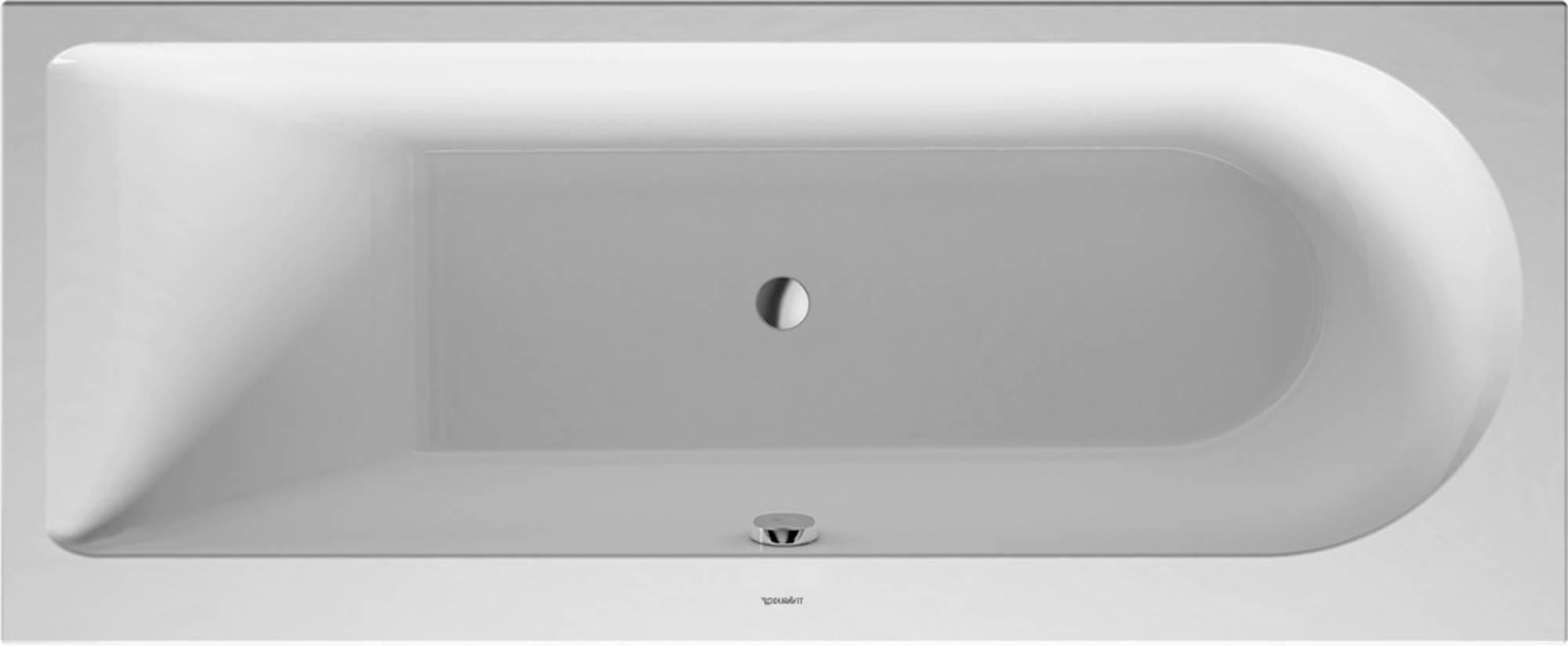 bad 170 x 70 cm links zonder poten