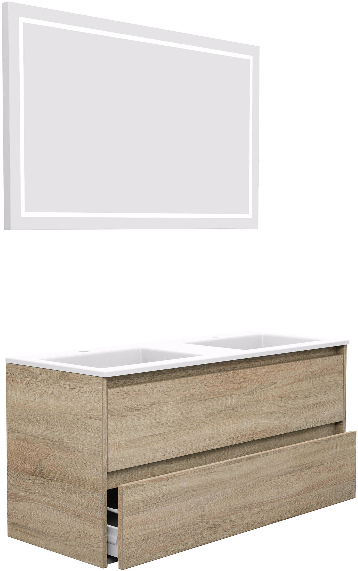Primabad Dreamz Badkamermeubelset 120x47 cm  Stone Grey