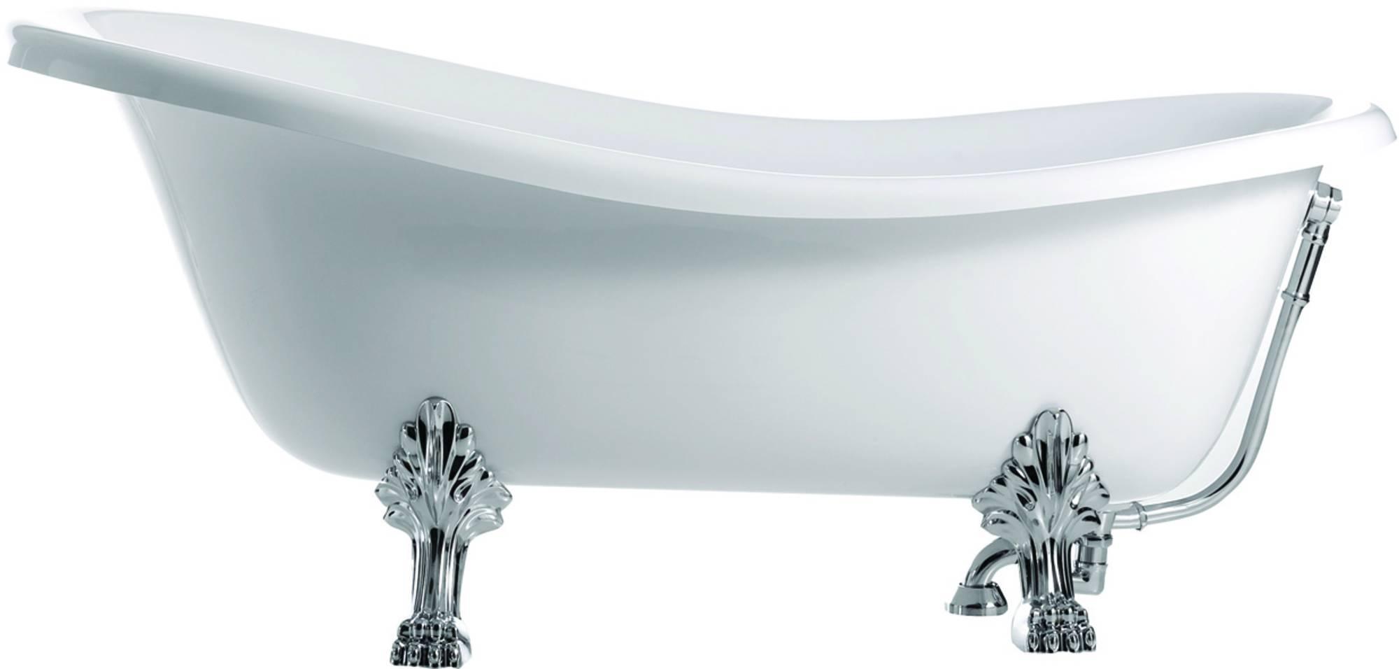 Ceramica Cielo SpA Epoca Bad  170x80x72 cm Bianco/Bianco