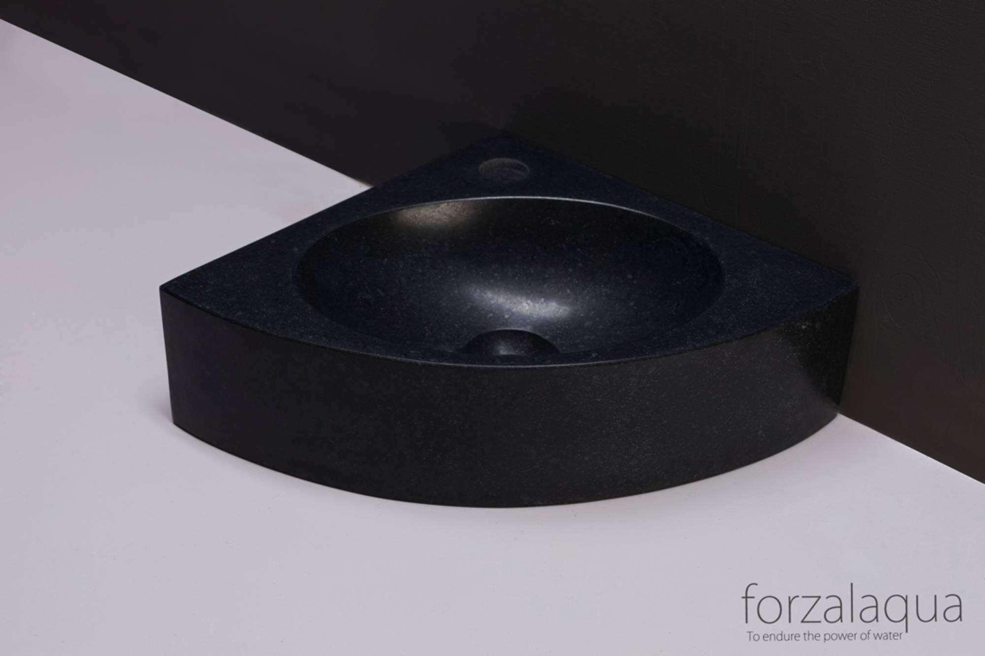 Forzalaqua Turino fontein 30x30x10 cm Graniet