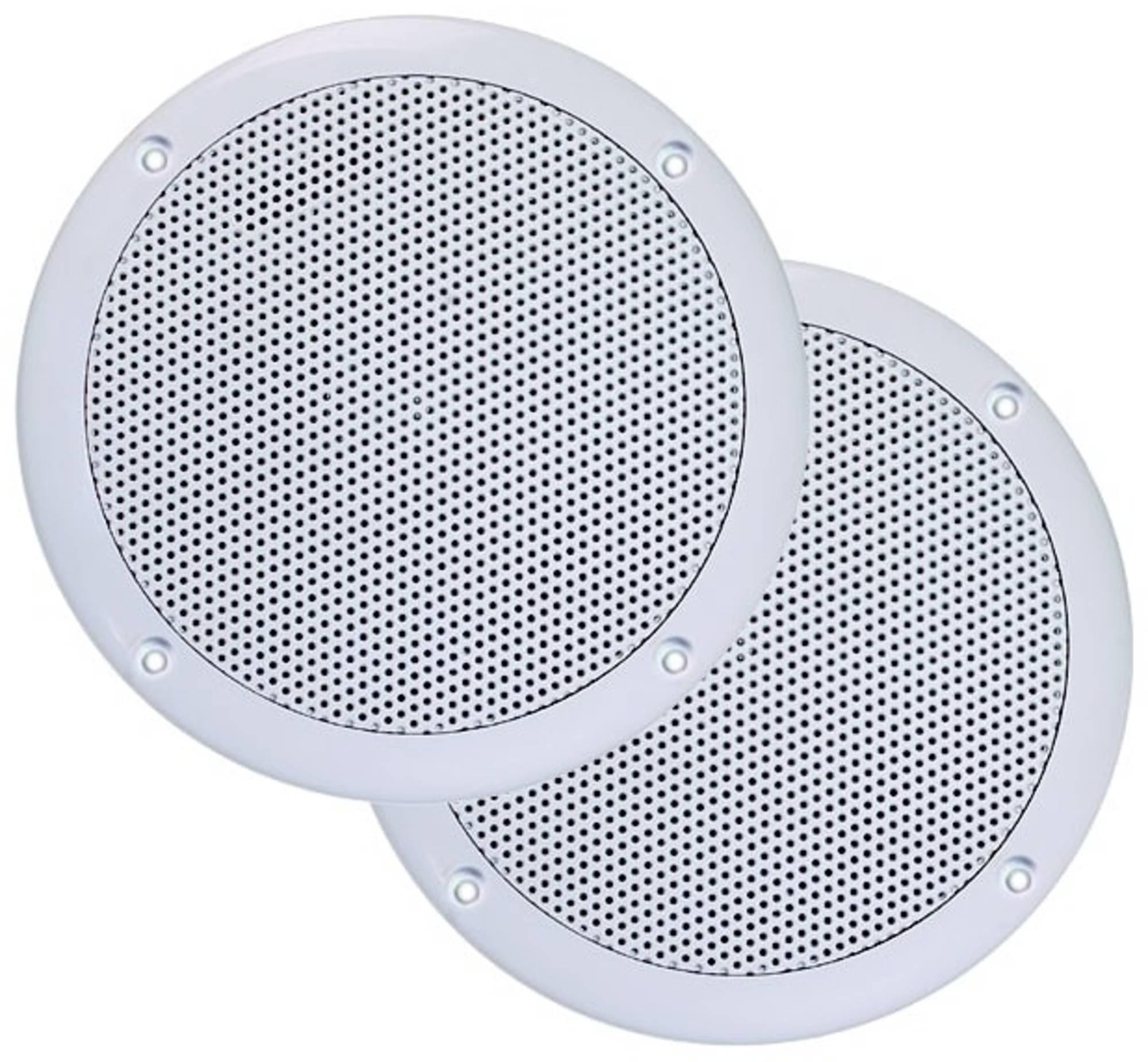 Aquasound Jive plus speakerset 185x65 inbouw 65w, wit