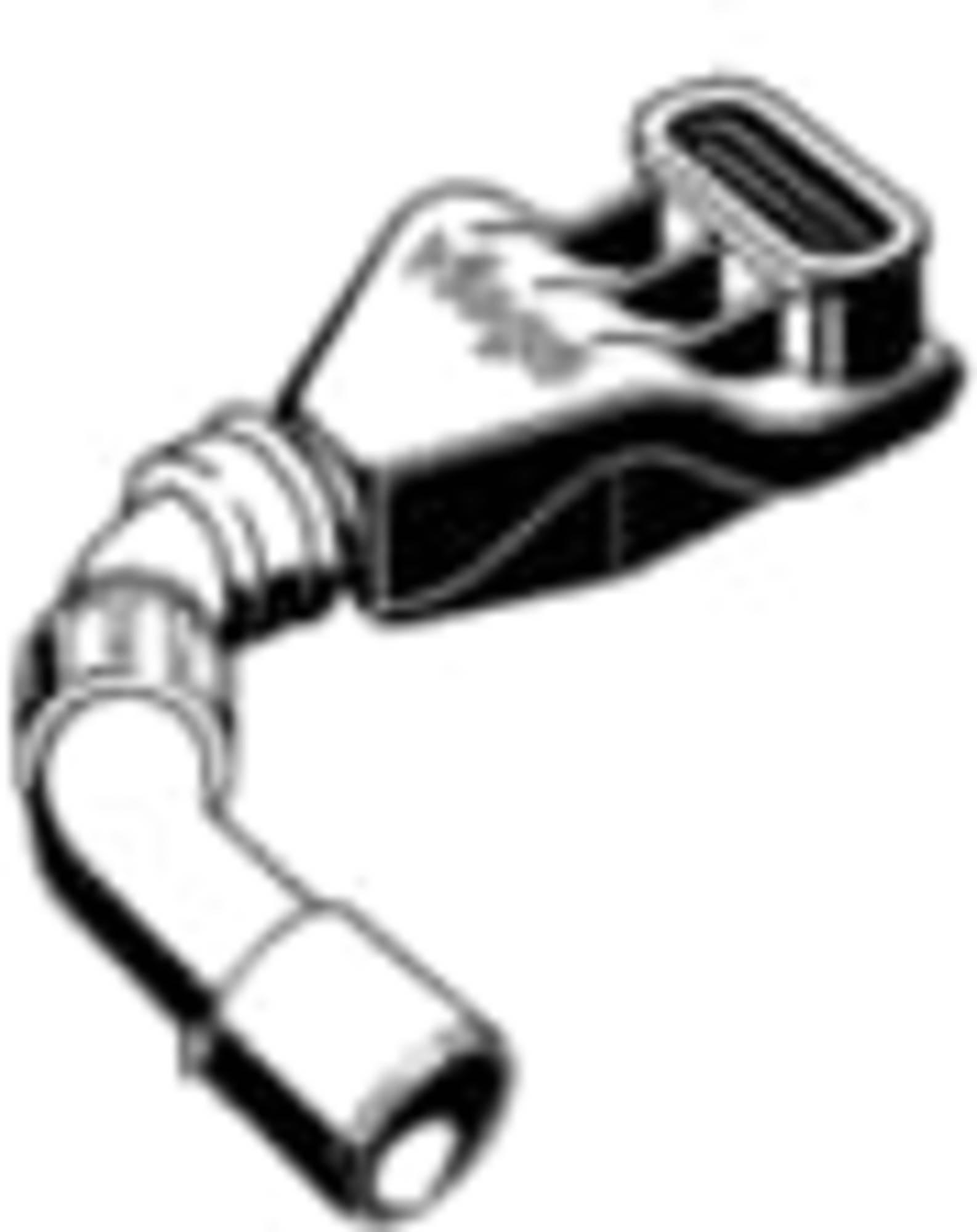 Viega inbouw sifon grijs 736743