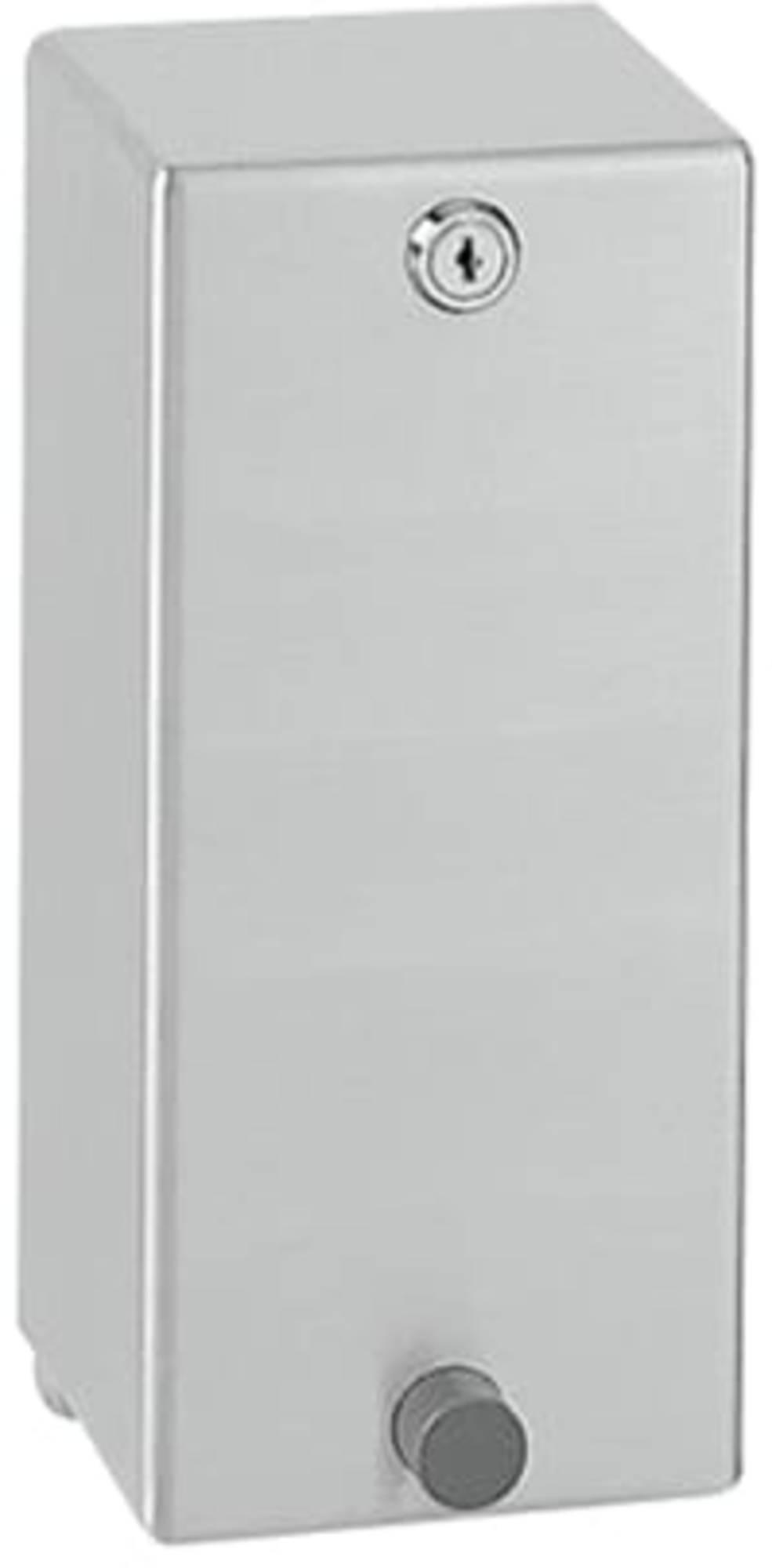 Franke Chronos zeepdispenser rvs, mat 2000057729