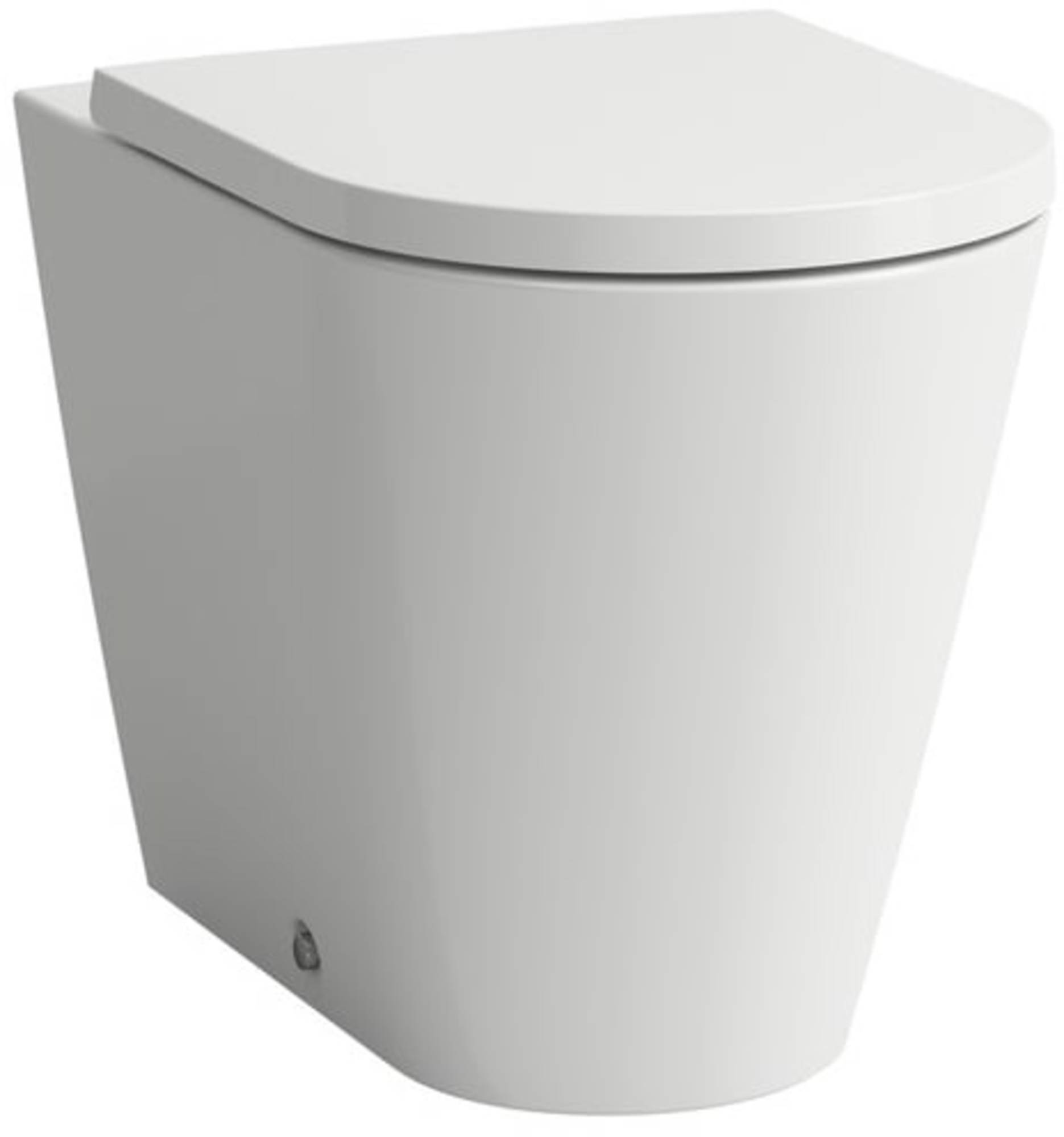 Laufen Kartell by Laufen staand closet wit 8233310000001