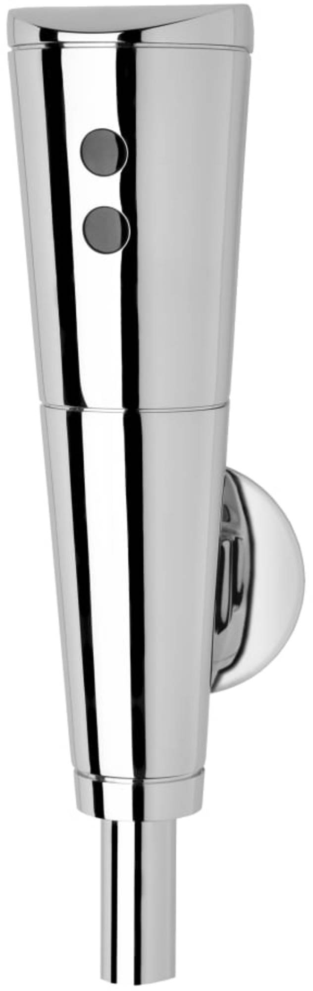 Aqua protronic urinoirspoeler opto-elektronisch gestuurd 1-2 opbouw chroom