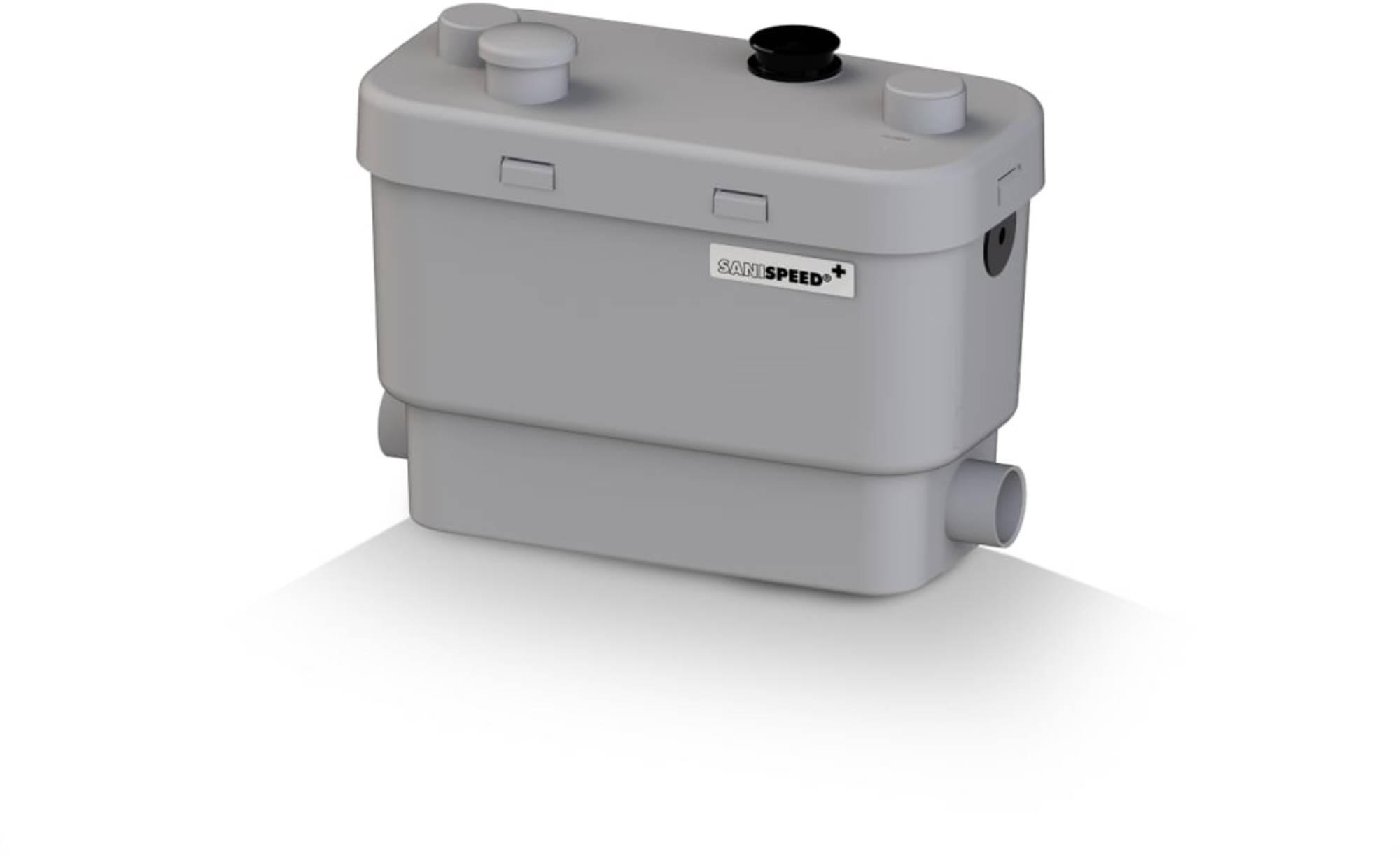 Productafbeelding van Sanibroyeur Sanispeed vuilwaterpomp douche-wast-wasm-bidet-bad-keuken