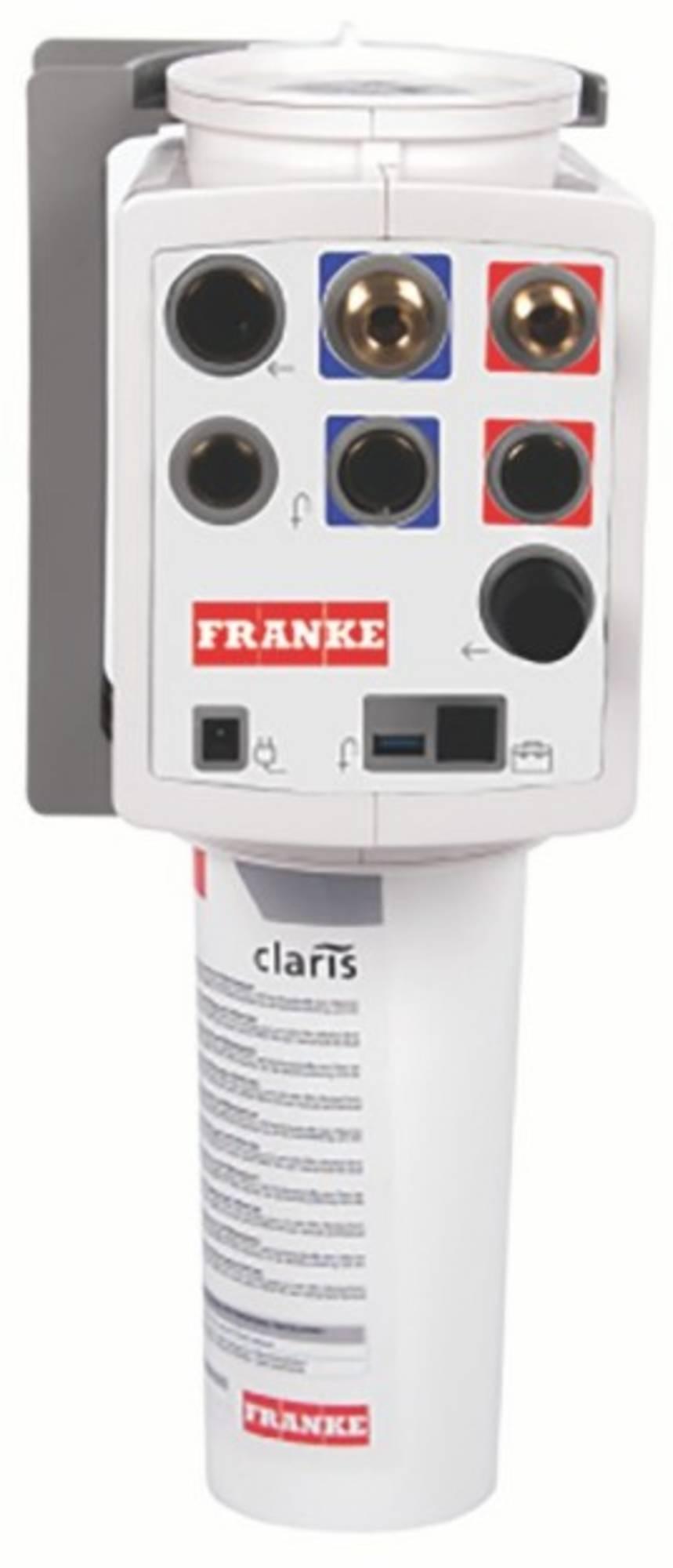 Franke M-box tbv 3-in-1 kraan incl filter