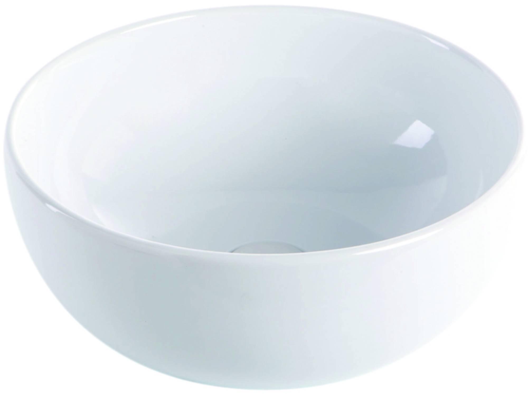 Ceramica Cielo SpA Shui Wastafel Keramiek 40x40 cm Bianco