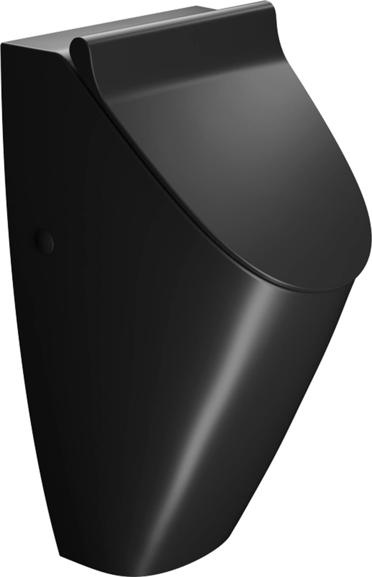 Ben Stilo Urinoir 31x35x65 cm geschikt voor deksel Mat Zwart