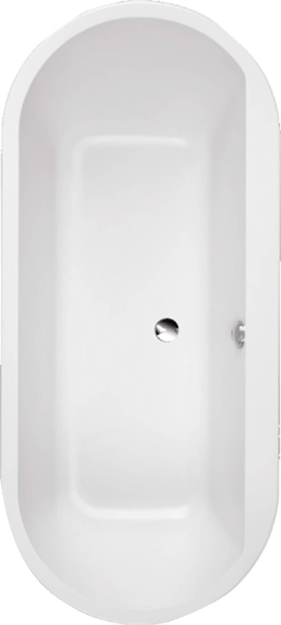 Villeroy&Boch Subway Bad Acryl 80x180 cm Star White