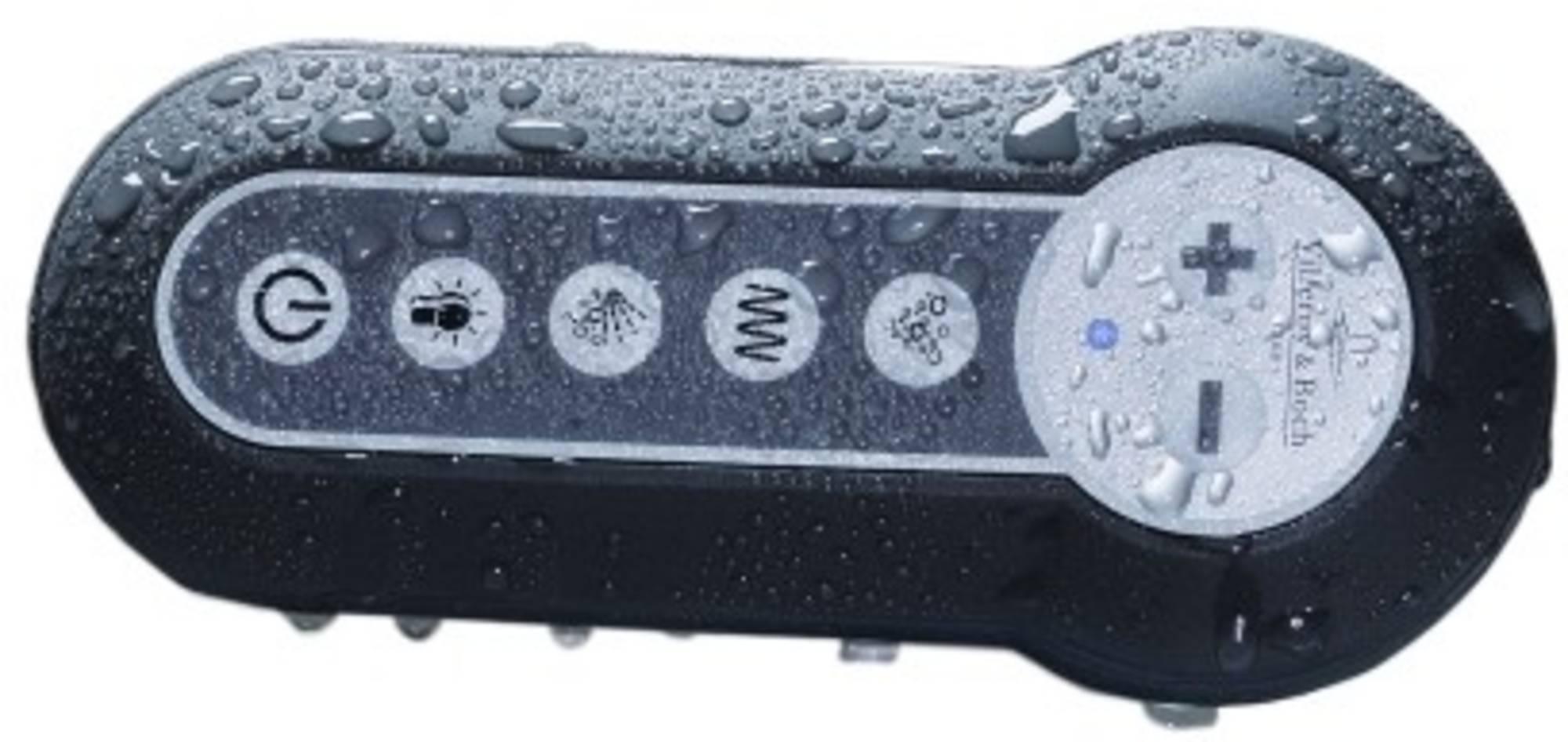 Villeroy&Boch Comfort Control afstandbediening voor whisper whirlpool