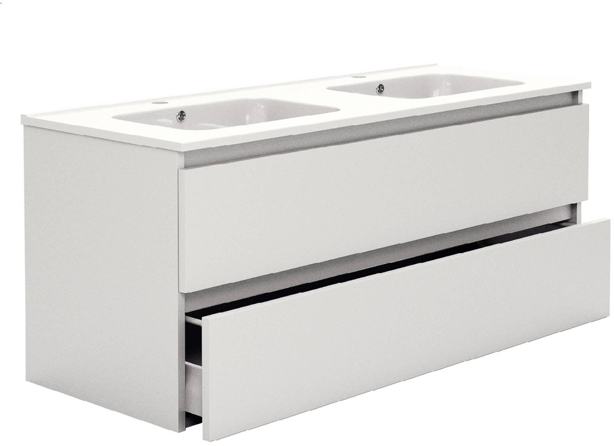 Primabad Third Editions Wastafelonderkast 120x45x50 cm M70 Mali Authentic Oak