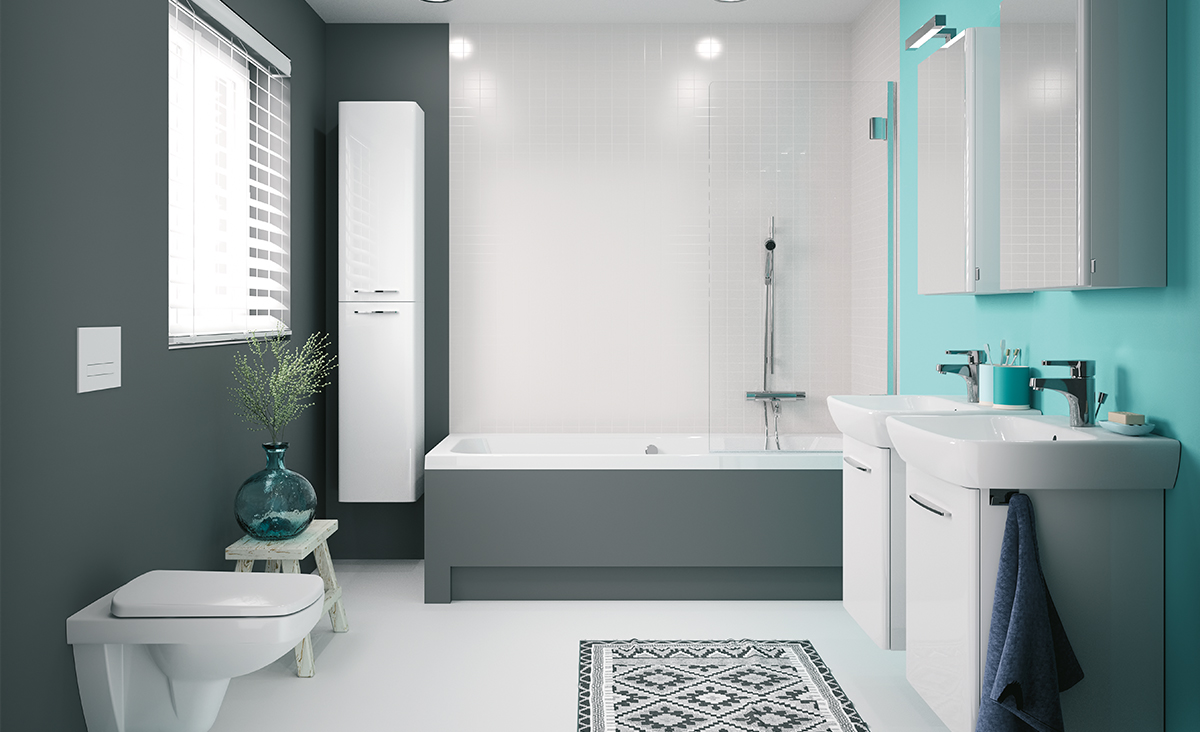 Goedkope Complete Badkamers : 5 low budgettips voor een goedkope badkamer inspiratie saniweb.nl