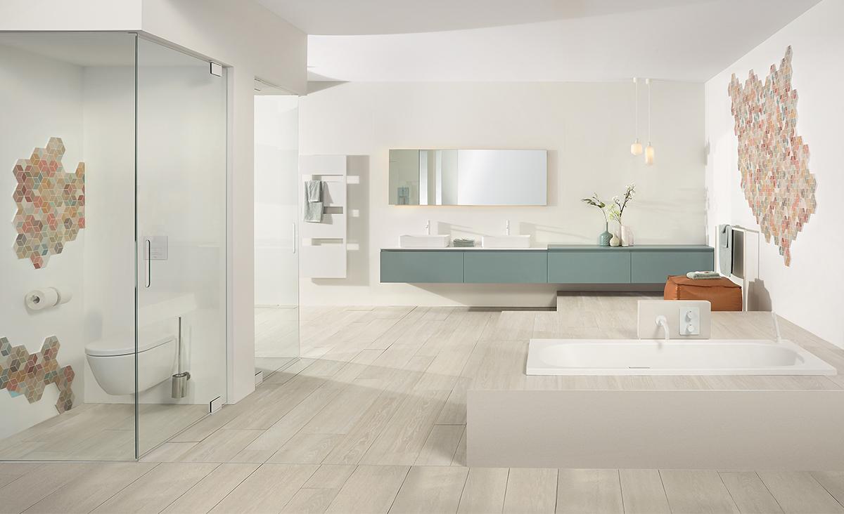 Badkamer Trends Tegels : De badkamertrends van die je niet mag missen inspiratie