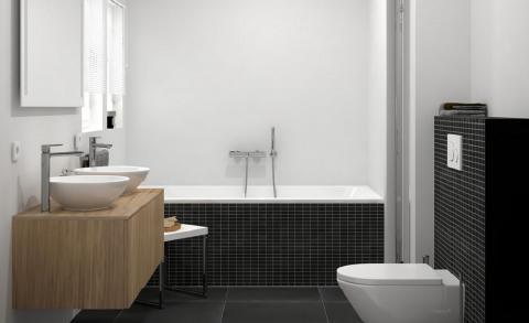 De voordelen van een vrijstaande badkamermuur