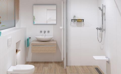 Bekijk onze complete badkamervoorbeelden