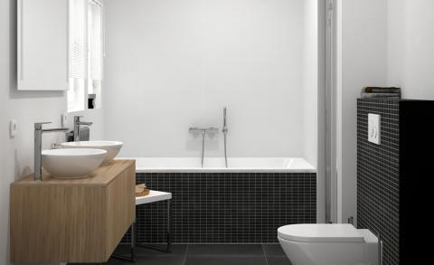 Uitgelicht: tips voor een kleine badkamer