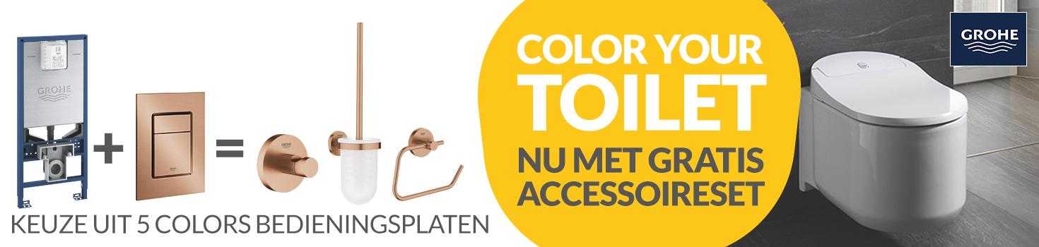 Color your toilet