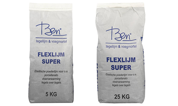 Ben Flexlijm super
