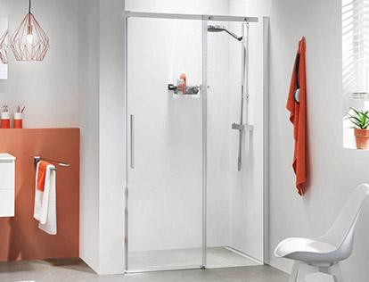 ≥ douchedeur nieuw in de doos cm mm badkamer
