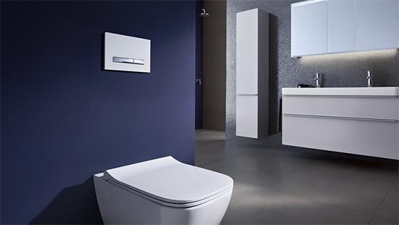 Stankvrij toilet Geberit
