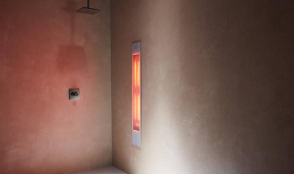 Sunshower inbouwmodel