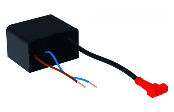 Geberit voedingsapparaat met Elektrische Inbouwdoos