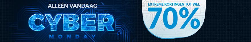 Profiteer van Cyber Monday deals