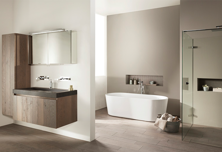 Industriële badkamer - Inspiratie - Saniweb.nl