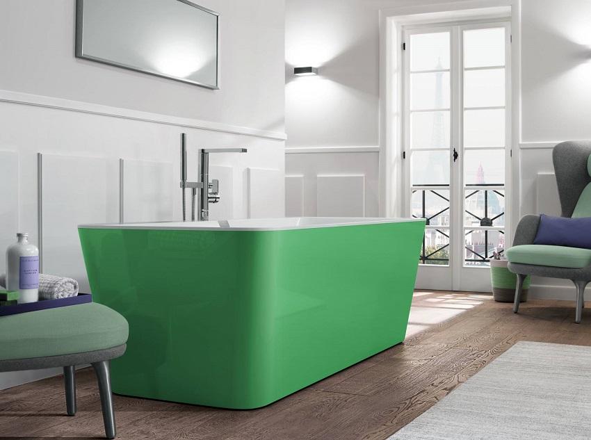 Nieuwe trend kleur in de badkamer inspiratie saniweb