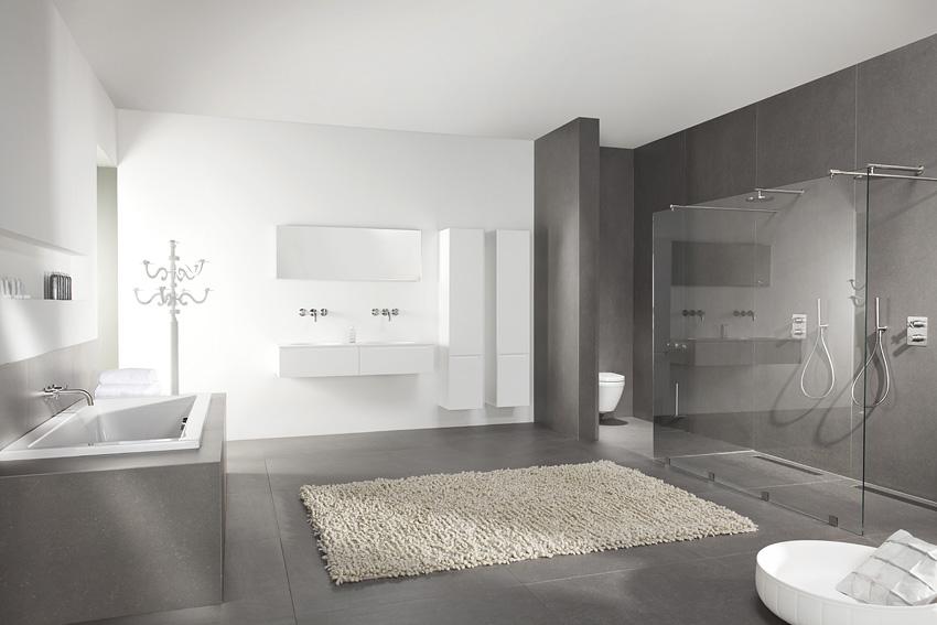 Moderne Strakke Badkamer : Moderne badkamer inspiratie saniweb