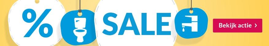 Profiteer van de Sale bij Saniweb